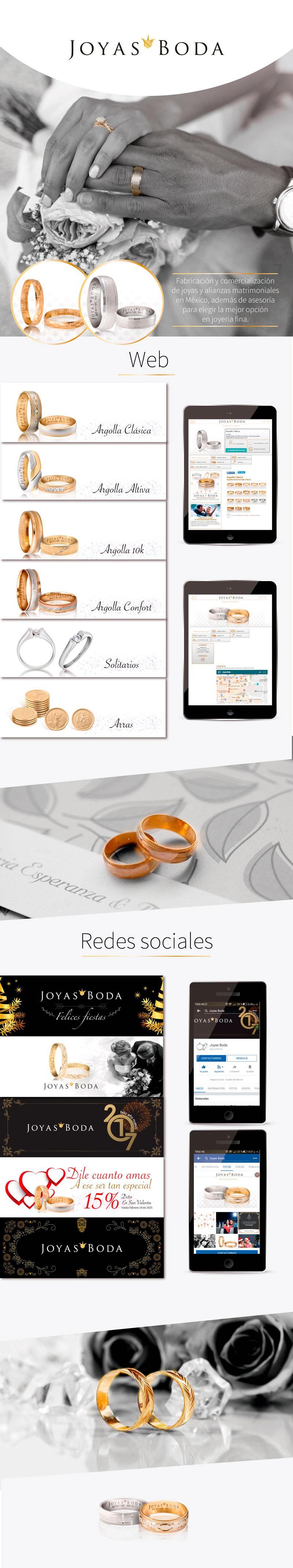 Diseño Web - Social Media - Tienda Virtual