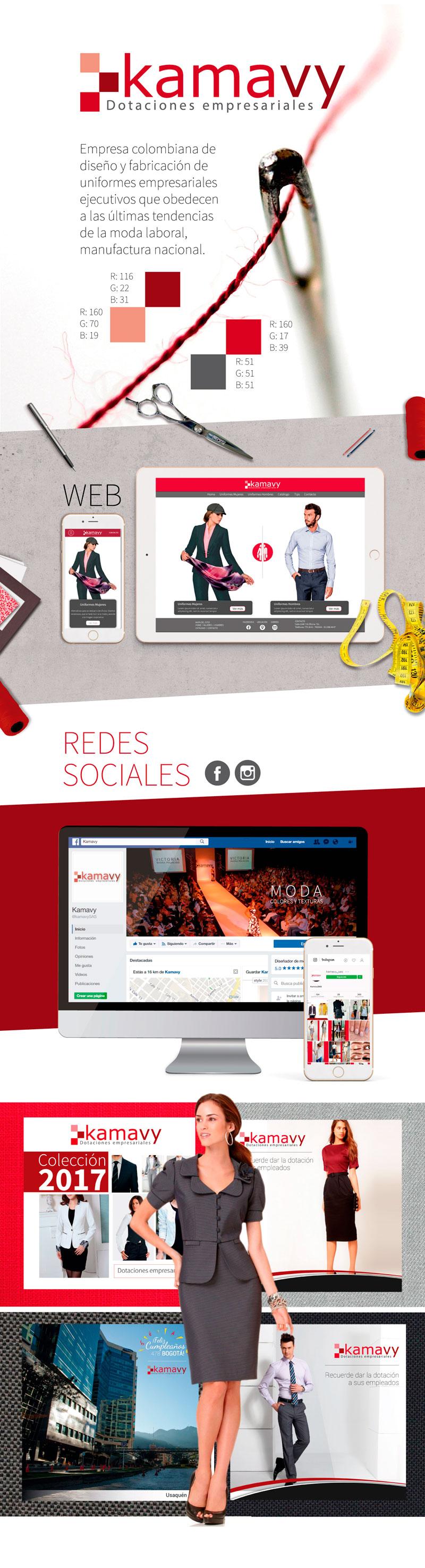 Diseño Web - Social Media - Imagen Corporativa