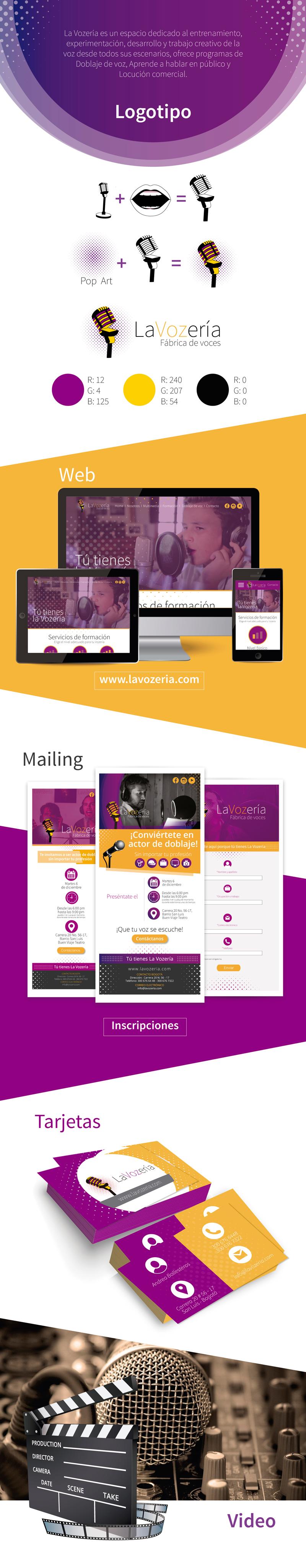 Diseño web -Diseño Gráfico - Social Media