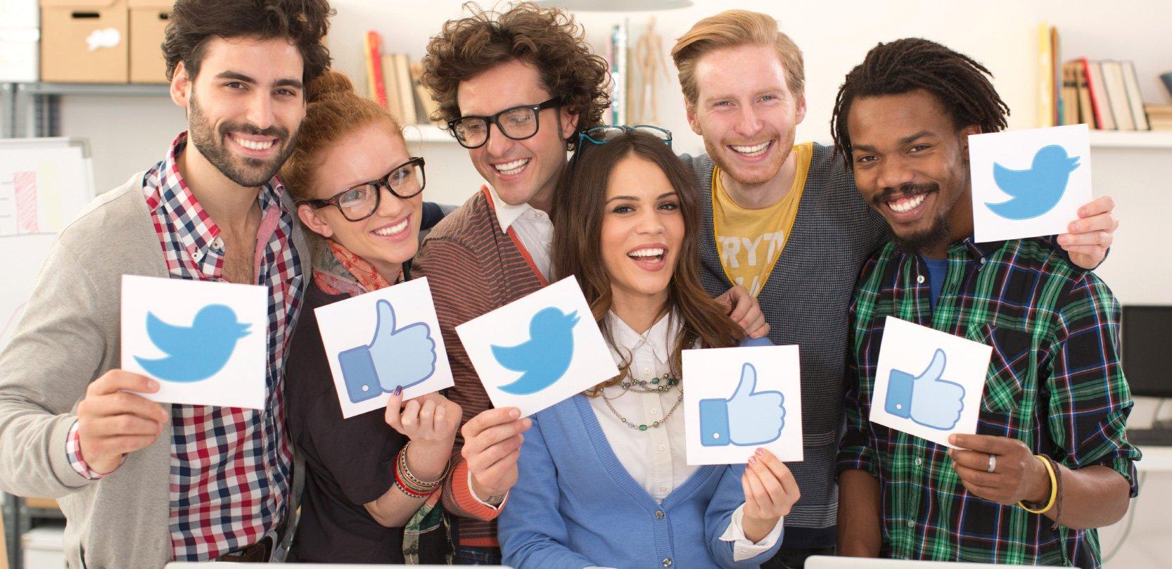 Social Media y Community Manager para tu empresa - Colombia - México