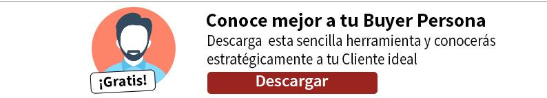 Descargar herramienta - Buyer Persona - Colombia - México
