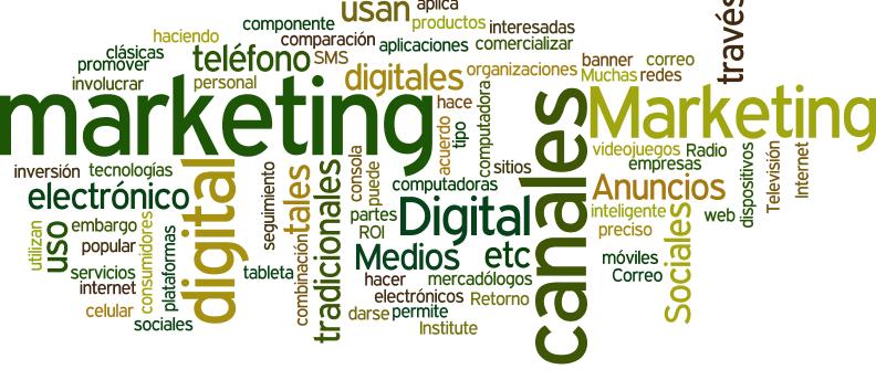 que necesito conocer para entender de marketing digital
